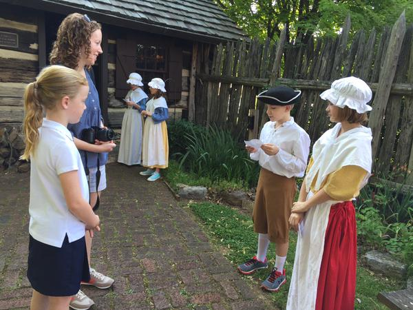 Jr Docent Day May 5